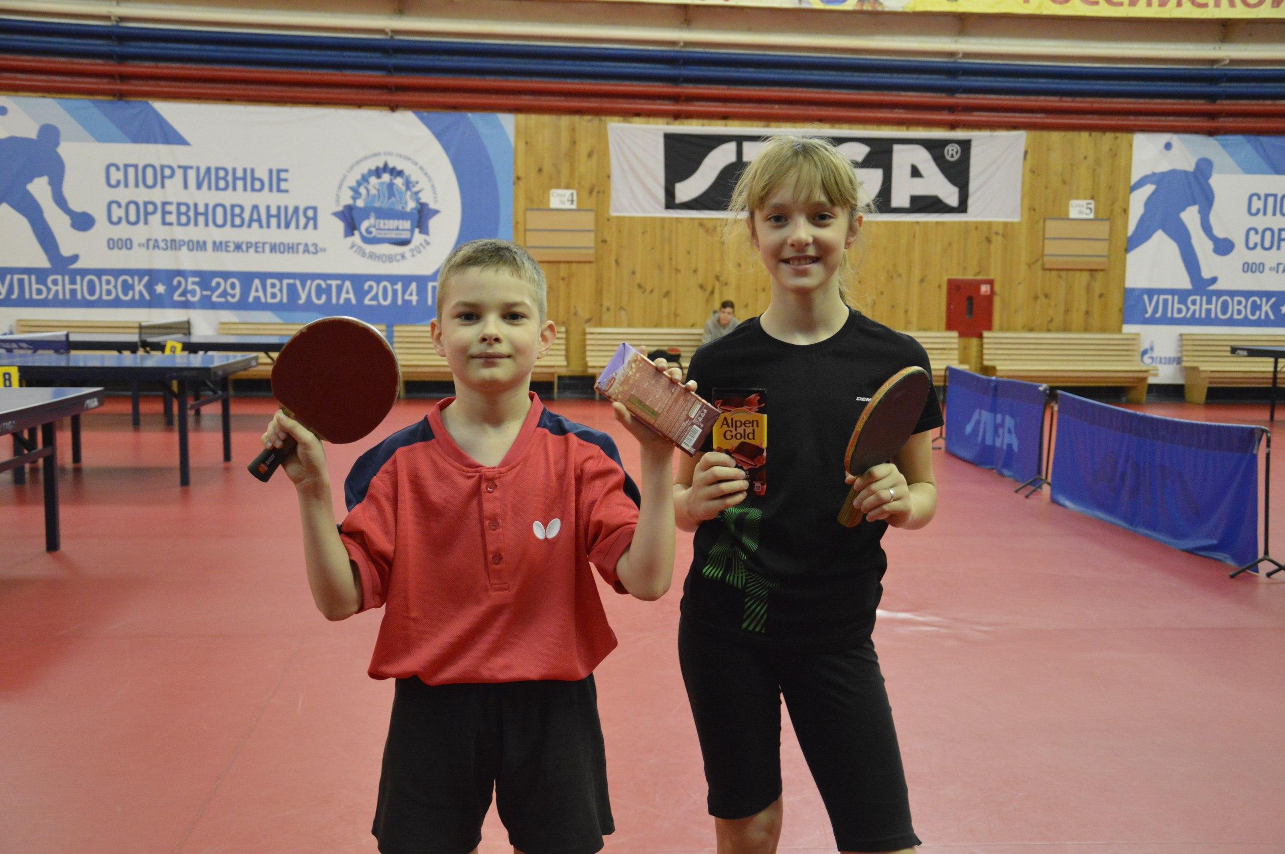 Чемпионат города Ульяновска среди школ